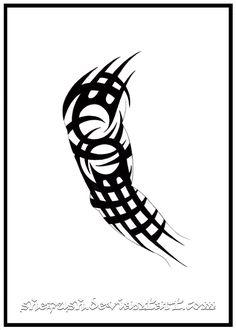 Full sleeve tattoo 6 by shepush.deviantart.com on @deviantART