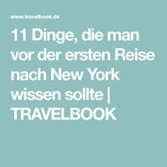 11 Dinge, die man vor der ersten Reise nach New York wissen sollte | TRAVELBOOK
