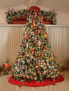 10-Foot Radko Tree