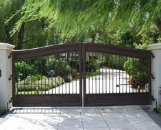 like this gate