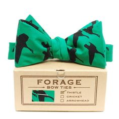 Image of birdwatcher {bow tie} *sold out