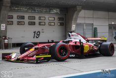 ArtStation - 2017 Ferrari SF17-T - Sebastian Vettel