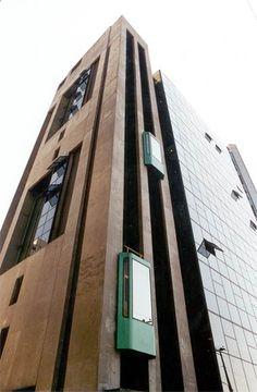 Paulo Mendes da Rocha- edifício Jaraguá 1984