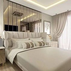 Day's Inspiration! . Project by @nandoarquitetura . . Bedroom