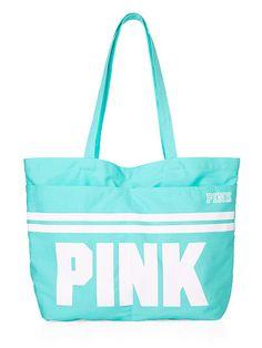 Victoria's Secret PINK tote in under the sea $19.95