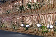 toyo ito: the new la montre Hermès pavilion at baselworld