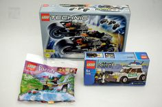 3x Lego Sets in OVP 8616 30398 7236 NEU - cyan74.com vintage and pop culture