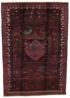 Lori - Gabbeh Persialainen matto 205x140