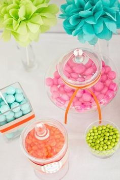 color ideas - bright & summery