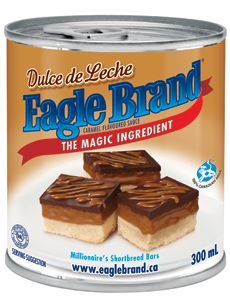 Eagle Brand® Dulce de Leche Caramel Flavoured Sauce - Product