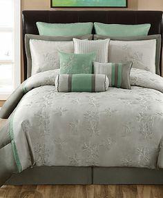 Milena 10 Piece Comforter Sets