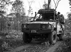 Westley Richards, Land Crusier, Hunting Car