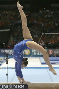 acrobatisch gymnastic