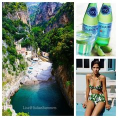 Italian Summers by Lisa, Furore, Creative work, Lisa, Italian Summers Photocredits unknown