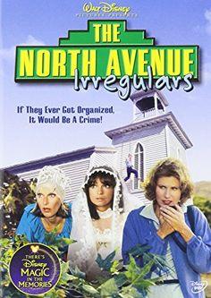 DVD   $9.28 The North Avenue Irregulars