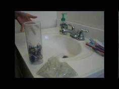 DIY Tooth Brush Holder Homemade FREE