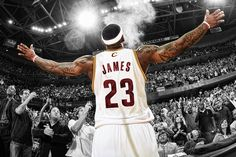 LeBron James Announces Return to No. 23 with Cleveland Cavaliers