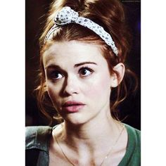 Lydia Martin Holland Roden! ❤ liked on Polyvore featuring holland roden, teen wolf, holland, people and delete
