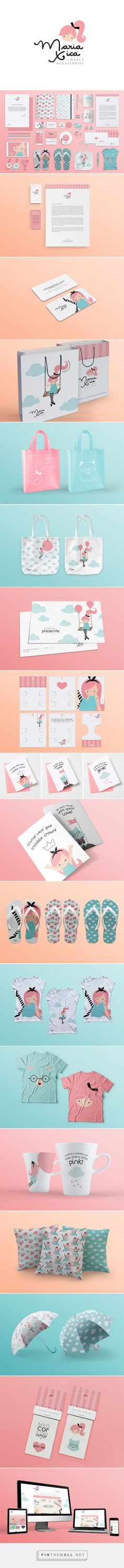 Maria-Xica-Lovely-Accessories-Branding-on-Behance | Fivestar Branding – Design…