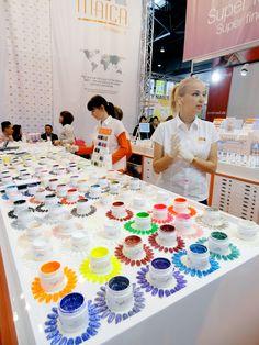 Produktpräsenation Farbgel