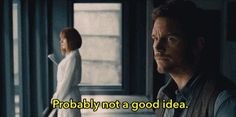 Discover & share this Jurassic World GIF with everyone you know. GIPHY is how you search, share, discover, and create GIFs. Jurassic World Trailer, Jurassic Movies, Jurassic World 2015, World Gif, World Movies, Fantasy Tv, The Lost World, Steven Spielberg, Chris Pratt