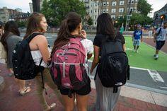Backpack Safety 101 (Boston University Today)