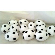 soccer easter eggs
