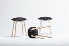 damien gernay: bloated collection at mint during LDF 2013 - designboom   architecture & design magazine