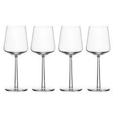 Essence+Rødvinsglass+4-Pakk,+Iittala