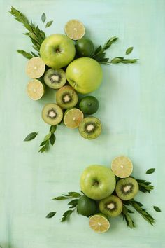 Fresh Fruit Art || free wallpaper download by Oleander and Palm
