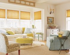 sheepskin rug adds the perfect touch
