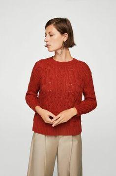 Mango - Sweter Colorete
