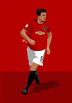 Man Utd Fc, Manchester United Football, Football Players, Ronald Mcdonald, The Unit, Illustration, Fictional Characters, Club, Touch