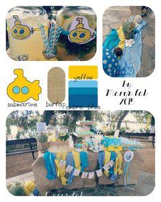 Mary's lab Yellow Submarine, Christening, Lab, Burlap, Children, Boys, Hessian Fabric, Kids, Big Kids