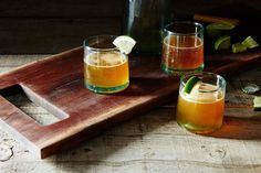 Mezcal Michelada recipe on Food52