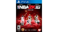NBA 2K16 - PlayStation 4 - Larger Front