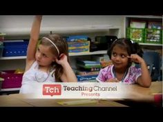 Kindergarten Common Core Video Clip- the Teaching Channel has lots of great clips for teachers :)