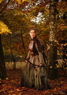 """Wild elf costume  Inspirations for  """"The Last Blood"""" fairy tale I'm writing"""