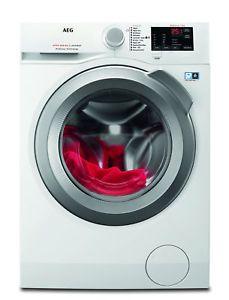 a aeg lavadora l6fbi824u 8kg 1200 display aqc