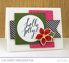 Jodi Handmade Christmas Card