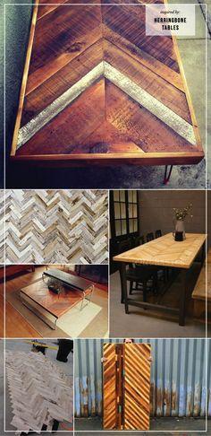 dining room table DIY