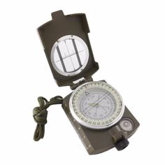 Hot!  Pocket Military Army Geology Metal Compass