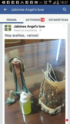 Stop Arañitas y Varices!
