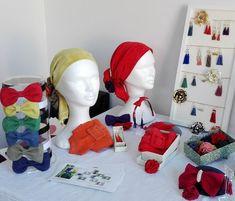 Trouver des accessoires assortis à un foulard pour couvrir l'alopécie - pour soi, son homme, ses enfants Laundry, Organization, Design, Decor, Scarf Head, Children, Leather, Accessories, Laundry Room