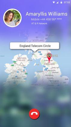 Find My Friends on Maps, super caller id, Call Blocker, ios Design Dialer Find My Friends, Caller Id, Nottingham, Leicester, Belfast, Leeds, Sheffield, Northern Ireland, Newcastle