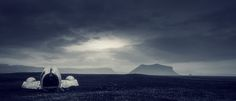 Iceland / Cinemascope: Impressive Landscape Photography by Andreas Levers #inspiration #photography