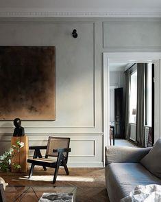 home decor inspiration Home Living, Luxury Living, Living Room Decor, Living Spaces, Home Room Design, House Design, Interior Architecture, Interior And Exterior, Wabi Sabi