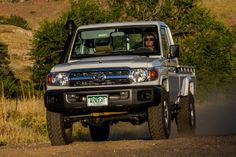 Slee Off Road Combines the Best Toyota Parts in One Land Cruiser