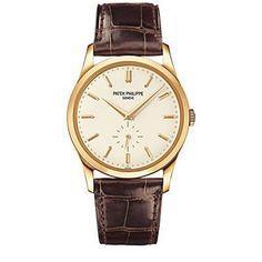 See features of Patek Philippe Calatrava Men's 18K Yellow Gold Watch - 5196J-001 … Patek Philippe Calatrava Men's 18K Yellow Gold Watch - 5196J-001. Brand, Seller, or Collection NamePatek Philippe....