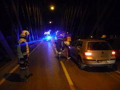 28.06.2012: Verkehrsunfall auf der Donaubrücke